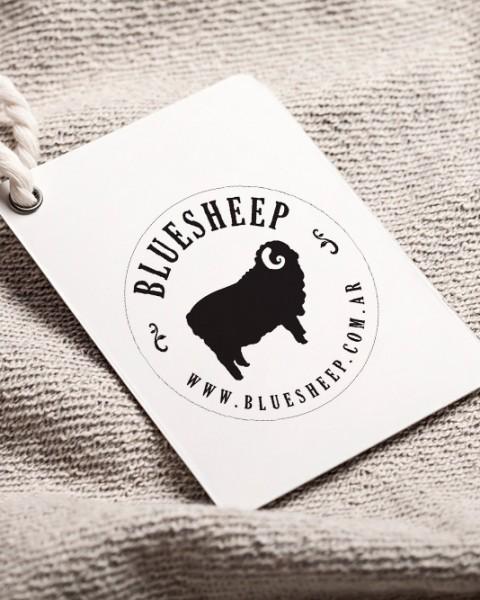 Social Queen Blue Sheep